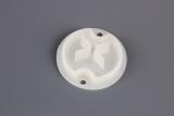 Platte (für Membrane des Bremsflüssigkeitsbehälter / Vorderradbremse)