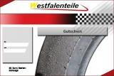 20 Euro Reifenmontage - Gutschein