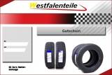 60 Euro Reifenmontage - Gutschein